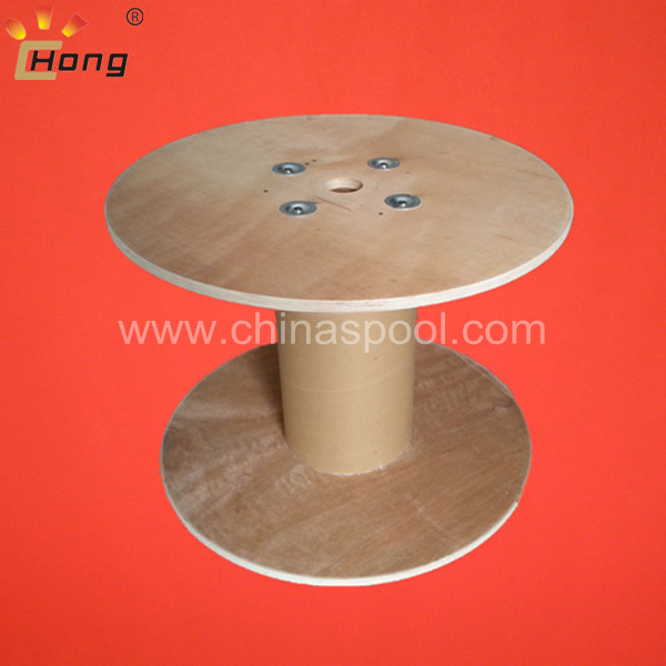 plywood spool bobbin
