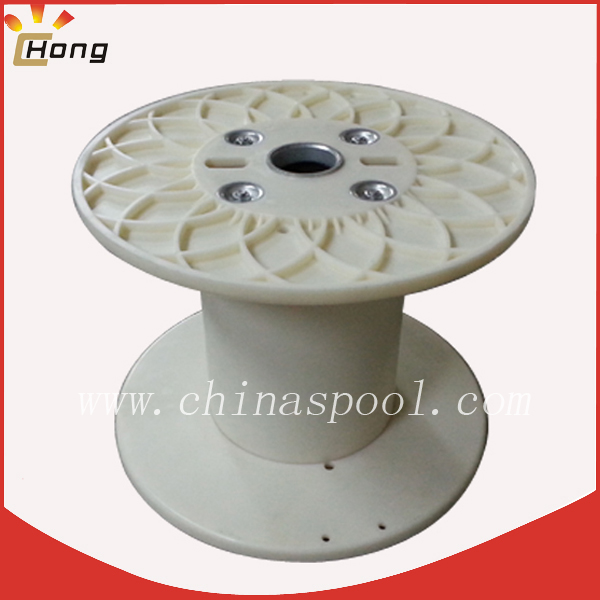 plastic spool 400mm surface with pattern