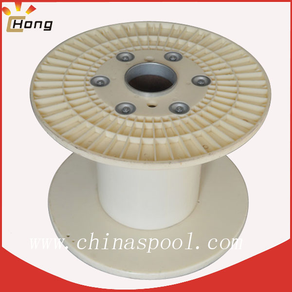 630mm abs plastic spool with 127mm center hole dia.