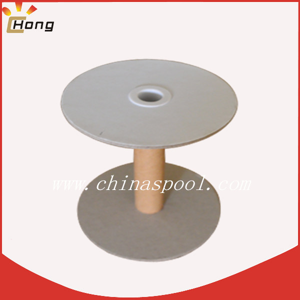 cardboard spool with barrel 24mm