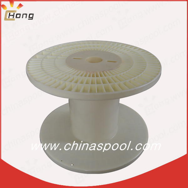 plastic reel spool 400mm one piece design for wire