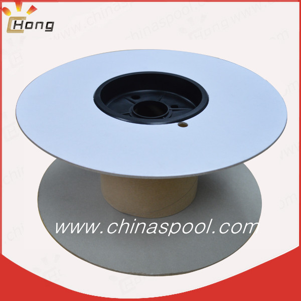 290mm cardboard cable spools for wire shipping