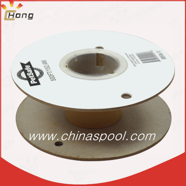 140mm spool can print logo for wire shipping