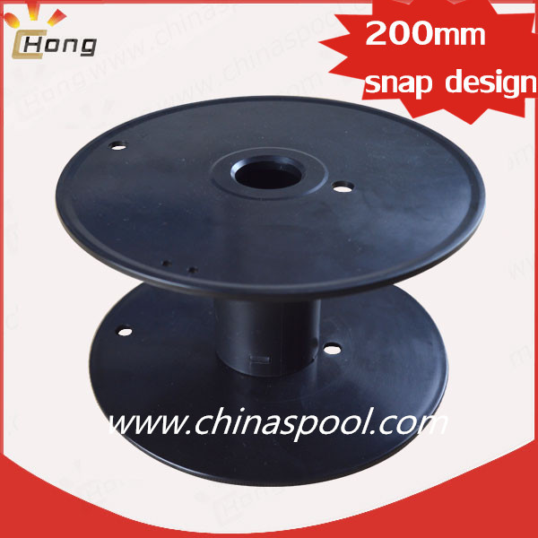 plastic reel for wire snap design item5A