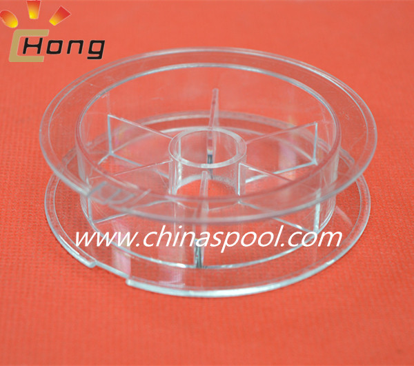 plastic spool for fishing wire