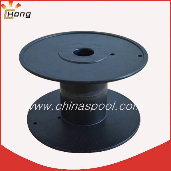 black ps plastic filament spool item1