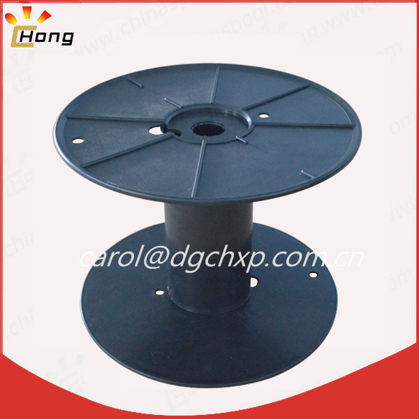 plastic bobbin 300mm for wire packing
