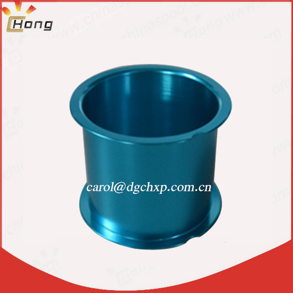 aluminum spool for superfine wire