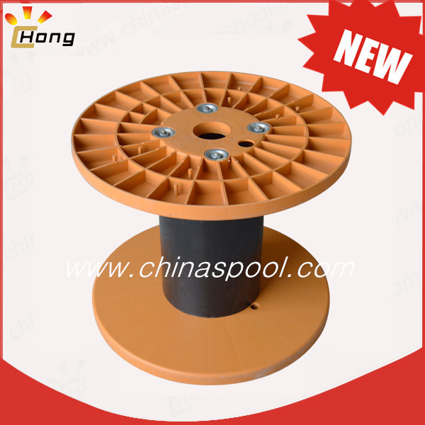 plastic spool 600mm pp for wire shipping