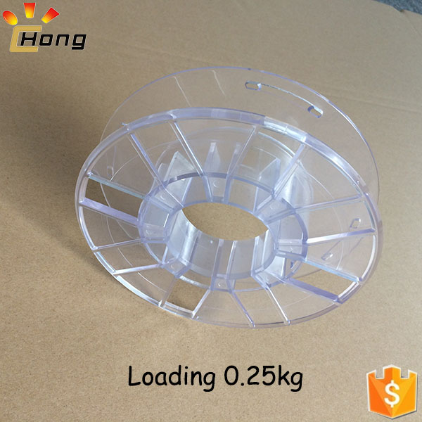 0.25kg plastic spool for 3d filament
